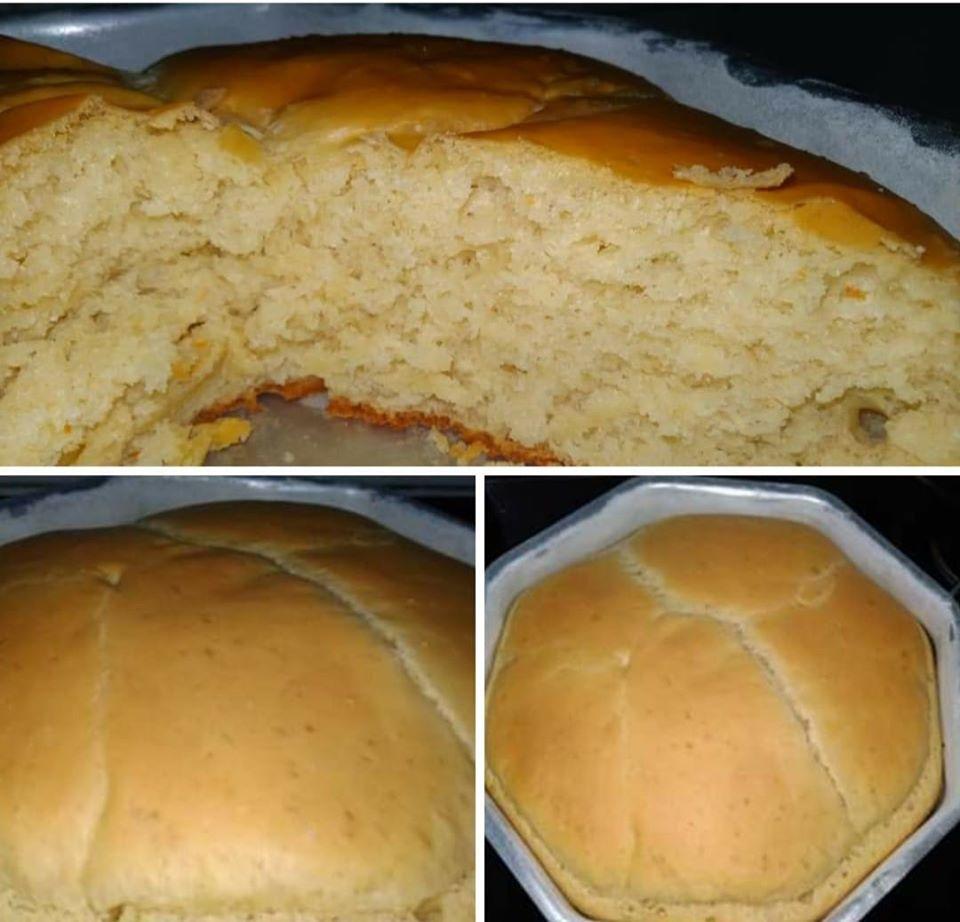 Pão de liquidificador (Fácil e rápido!)