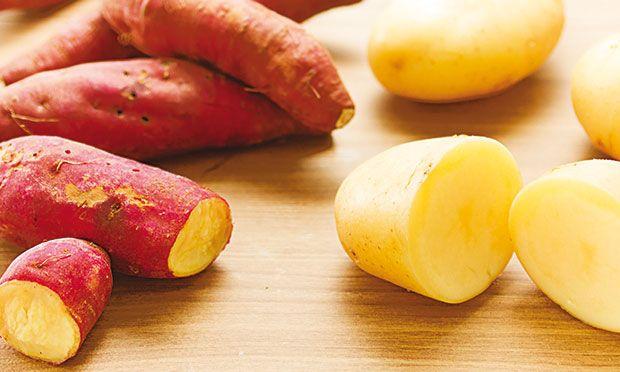 os beneficios da batata doce