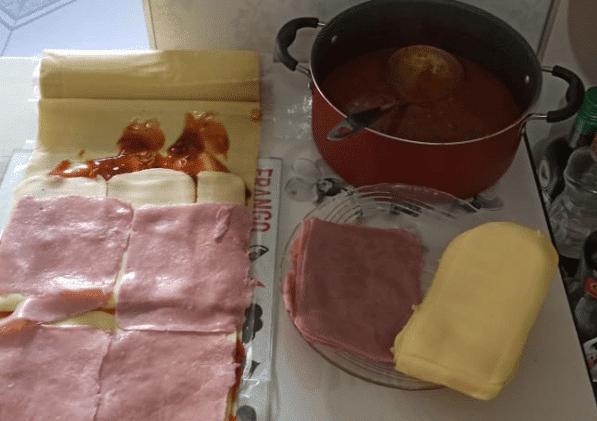 Aprenda a fazer rondelli com massa de pastel