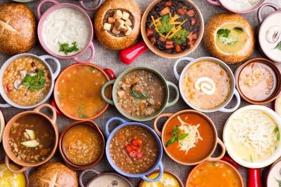 Receitas de sopa gourmet para aquecer o seu inverno