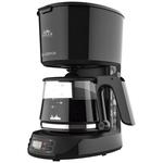 Cafeteira eletrica urban pop programavel jarra de vidro para 30 xícaras de café capacidade 1,2l caf7