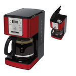 Cafeteira programavel vermelho oster 4401R 110V BVSTDC4401RD-017 oster