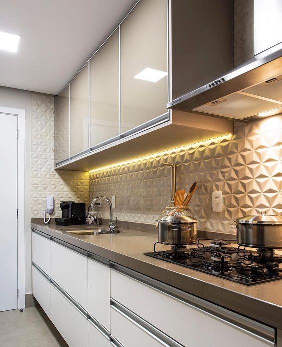 Cozinhas para você se inspirar