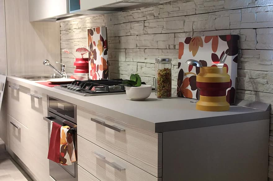 Dona de casa criativa - cozinha