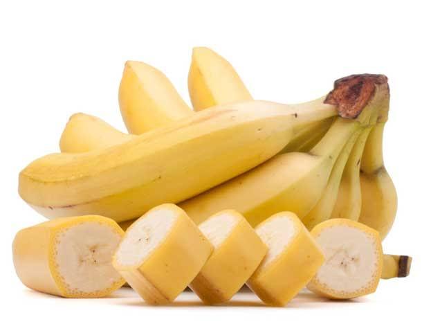 Hidratação caseira dos cabelos com banana.