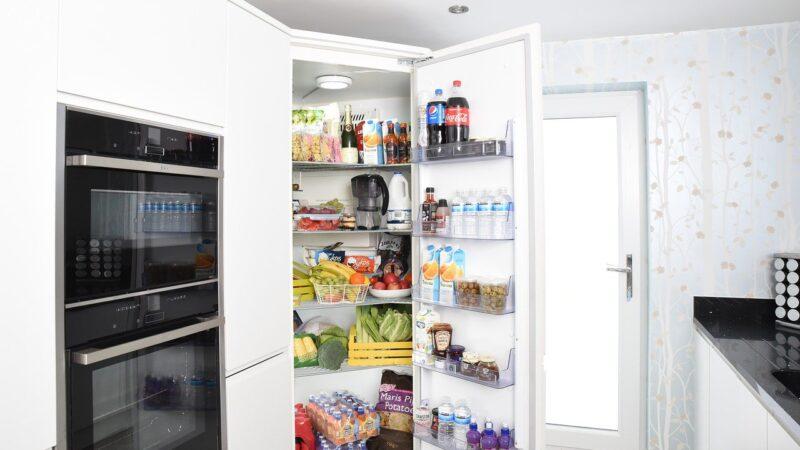 Elimine o mau cheiro da geladeira