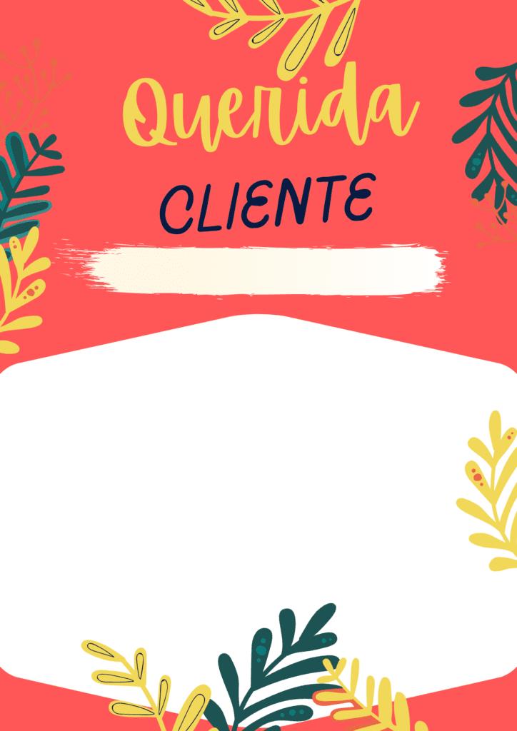 Tags de agradecimento ao cliente