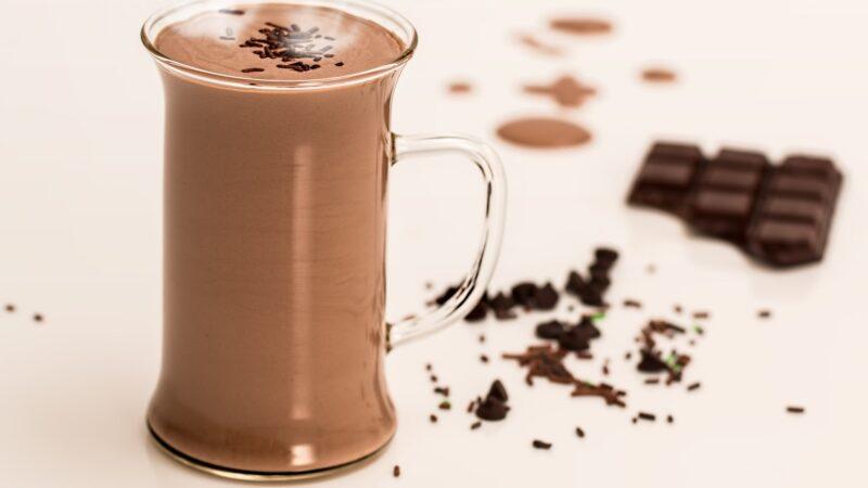 Receita fácil de chocolate quente